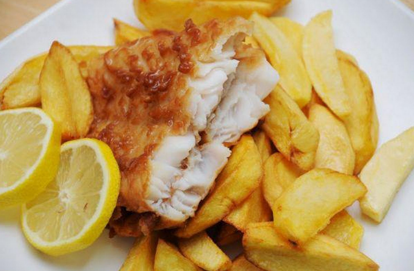 Welcome - Big Fry Fish & Chips